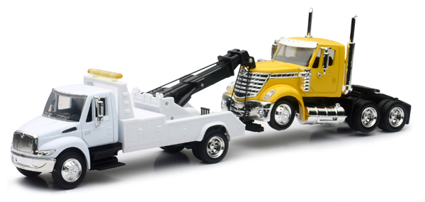 SS-15073 - New-Ray Toys International 4200 Tow Truck