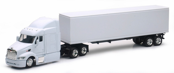 SS-15553D - New-Ray Toys Peterbilt 387 Long Hauler