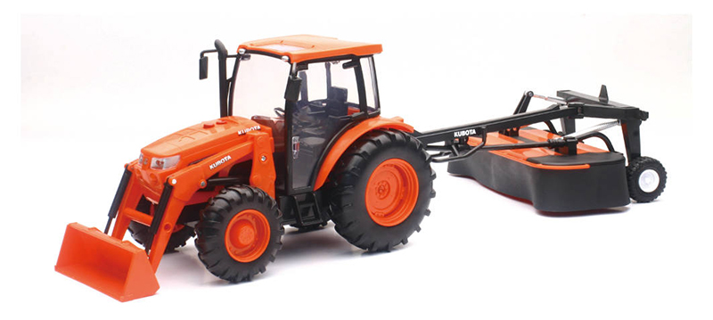 SS-33053 - New-Ray Toys Kubota M5 111 Tractor