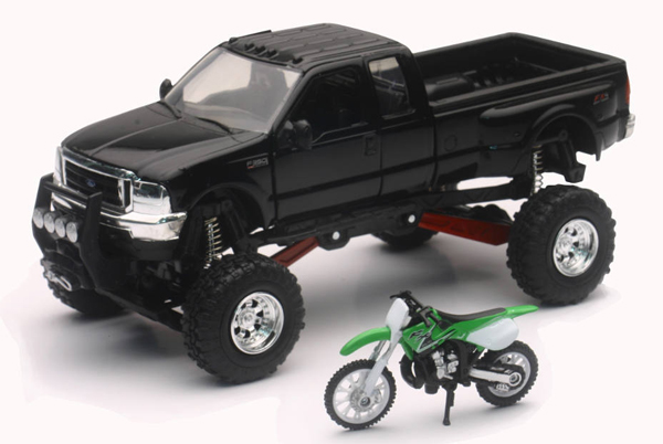 SS-54436 - New-Ray Toys Ford F 350 Off Road Pickup