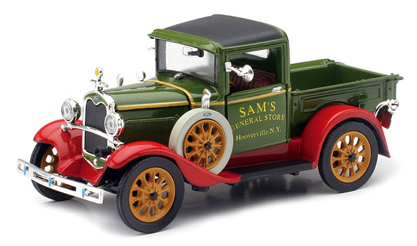 SS-55143A - New-Ray Toys Sams General Store 1931 Ford Model A