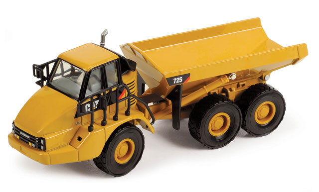 55073 - Norscot Caterpillar 725 Articulated Dump Truck