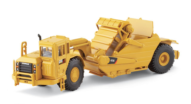 55097 - Norscot Caterpillar 623G Elevating Scraper