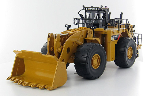 55229 - Norscot Caterpillar 993K Wheel Loader