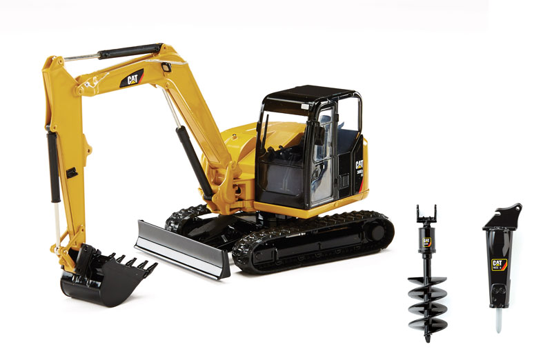 55239 - Norscot Caterpillar 308E2 CR SB Mini Hydraulic Excavator