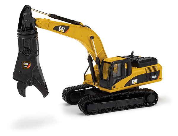 55283 - Norscot Caterpillar 336D Tracked Excavator