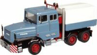 504-20 - NZG Model Faun 1206 historical heavy weight truck