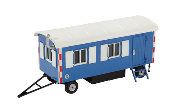 505-20 - NZG Model Construction Site Trailer