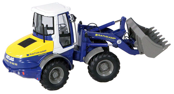 640-03 - NZG Model Rathkamp Atlas AR95 Wheel Loader