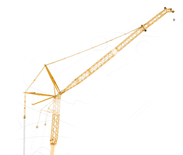7322 - NZG Model Lattice Jib Set