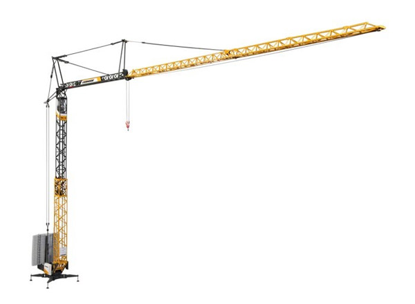 870 - NZG Model Liebherr 81 K Fast Erecting Crane