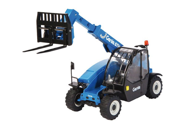 9281 - NZG Model Genie GTH 5519 Telehandler US Version Steerable