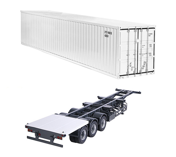9791-40 - NZG Model Container Trailer