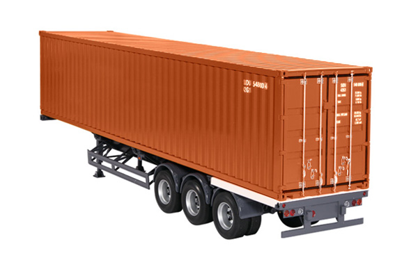 9791-70 - NZG Model Container Trailer