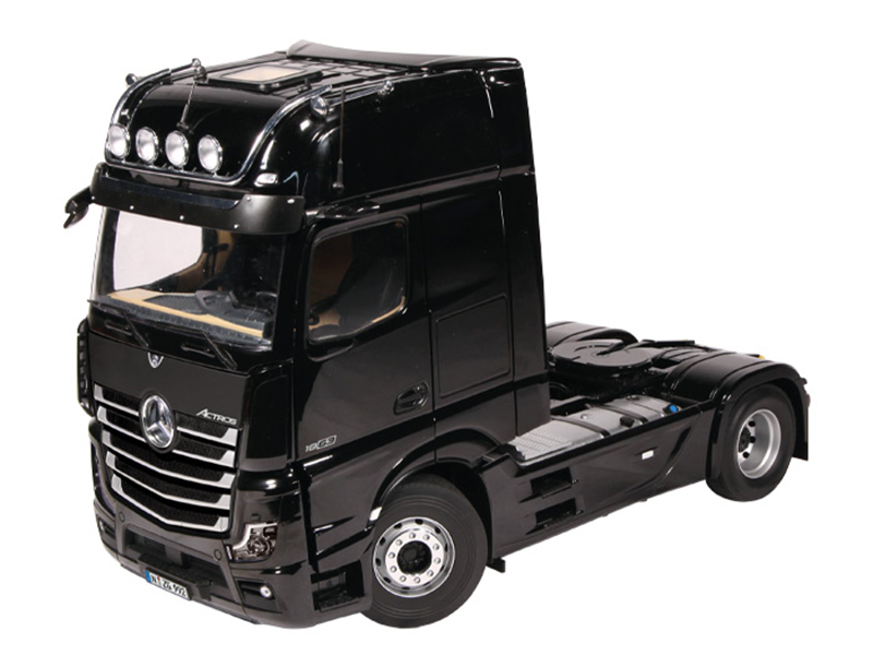 992-50 - NZG Model Mercedes Benz Actros GigaSpace 4x2 Tractor
