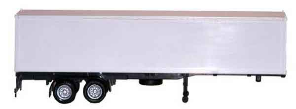 005406 - Promotex 2 Axle Container Trailer