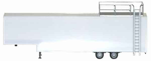 005431 - Promotex Race Horse Transport Trailer All or