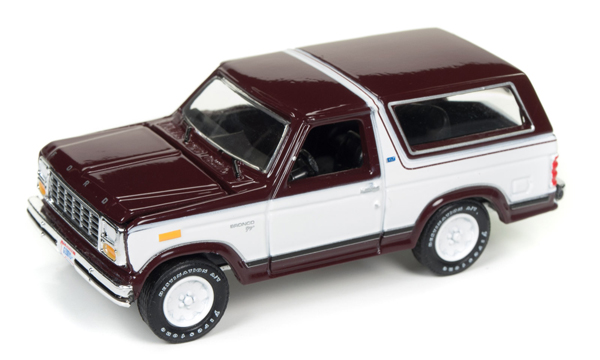 RC006-B - Racing Champions 1980 Ford Bronco