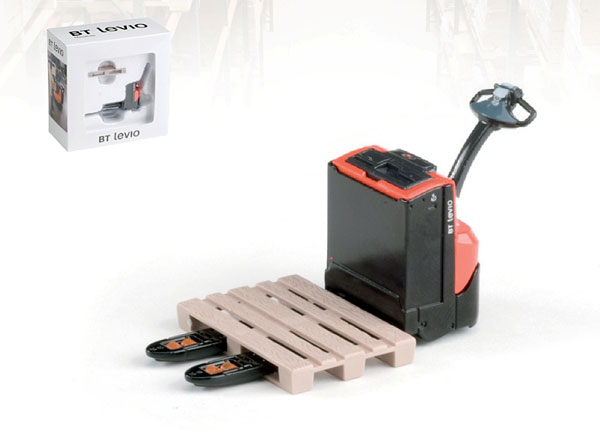 001404 - ROS Toyota BT Levio powered pallet truck G