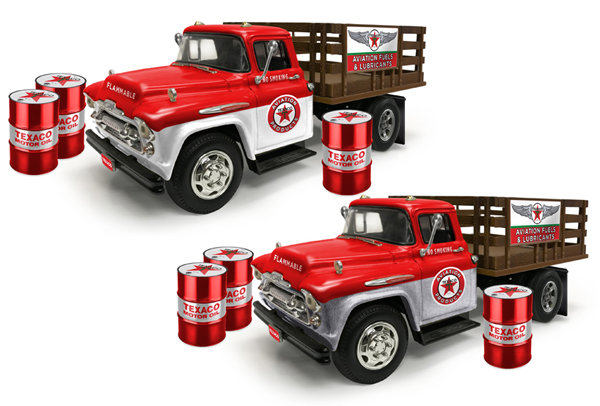 TEX2018SET - Round 2 Texaco Truck Series 35 2018 2 Piece