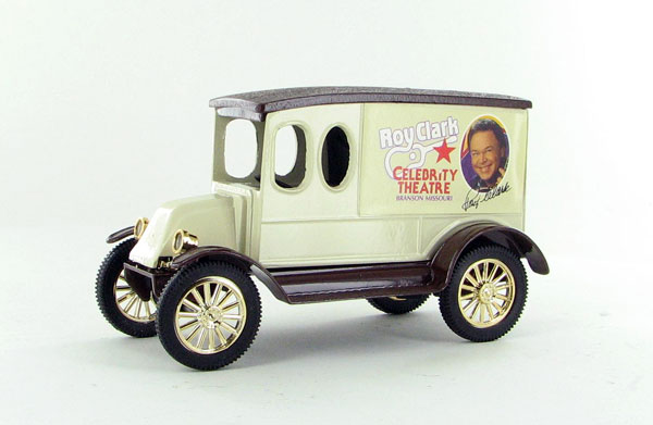 GA3060 - Scale Models Roy Clark 1920 Delivery Truck Item may