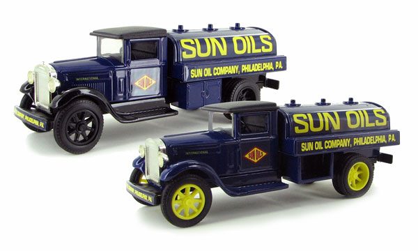 GB-4026-37 - Scale Models Sun Oils SET 1931 International Tanker
