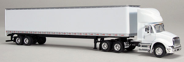 34549 - Spec-cast International 8600 Tractor Trailer