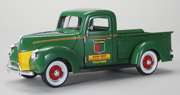 64128 - Spec-cast Oliver 1940 Ford Pickup Truck