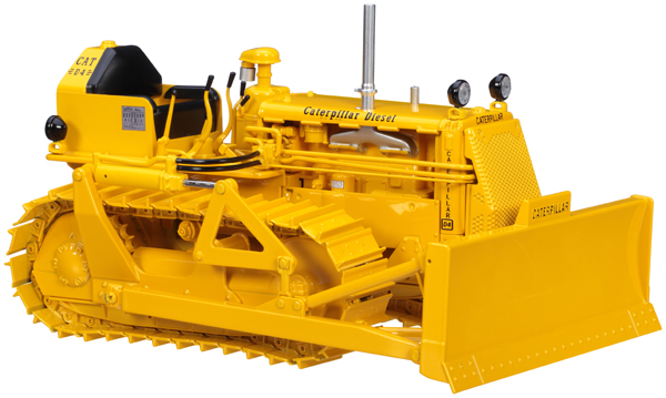 CUST-1354 - Spec-cast Caterpillar D4 7U Crawler