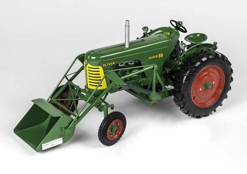 CUST-1699 - Spec-cast Oliver 88 Tractor