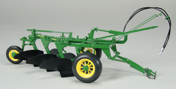 JDM-275 - Spec-cast John Deere 3 Bottom Plow