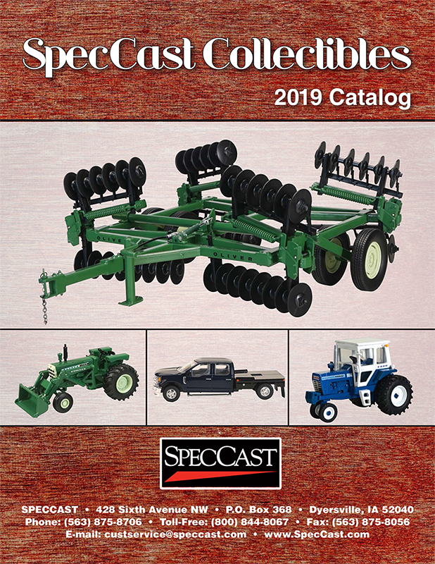 PM2249 - Spec-cast 2019 Spec Cast Collectibles Catalog