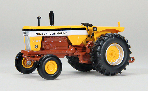 SCT-550 - Spec-cast Minneapolis Moline G1000 Gas Wide Front Tractor