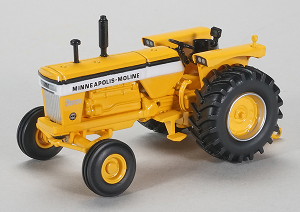 SCT-567 - Spec-cast Minneapolis Moline G1000 Wide Front Tractor