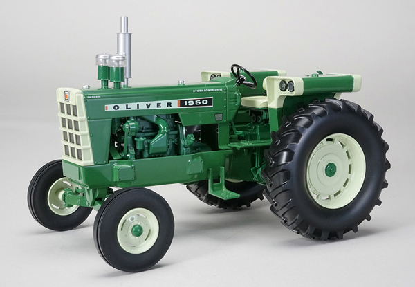 SCT-631 - Spec-cast Oliver 1950 Wheatland Tractor