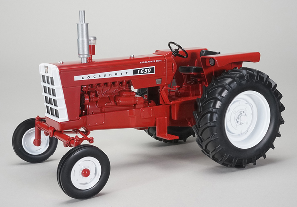 SCT-657 - Spec-cast Cockshutt 1650 Wide Front Tractor