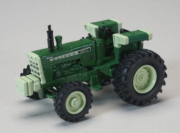 SCT-677 - Spec-cast Oliver 1955 Power Assist Tractor
