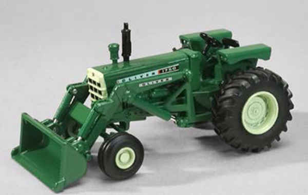 SCT-694 - Spec-cast Oliver 1750 Tractor