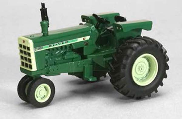 SCT-696 - Spec-cast Oliver 1800 Checkerboard Narrow Front Tractor