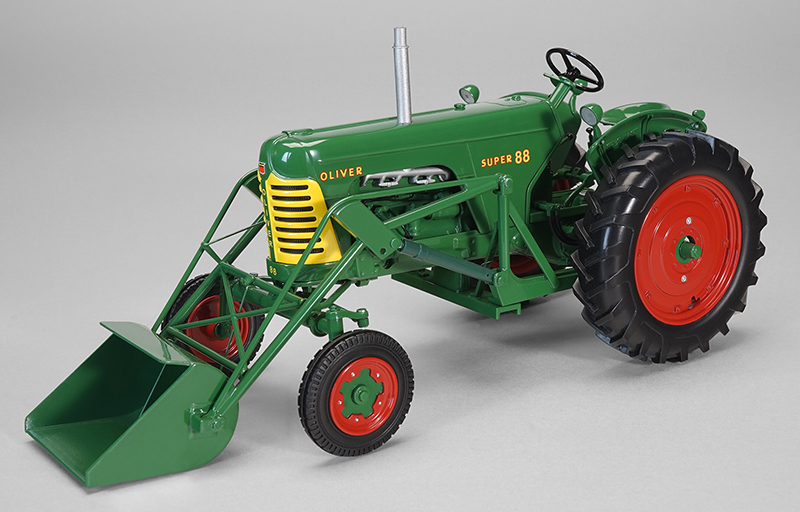 SCT-701 - Spec-cast Oliver Super 88 Wide Front Tractor