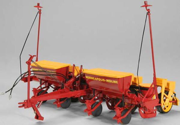 SCT-704 - Spec-cast Minneapolis Moline Four Row Planter