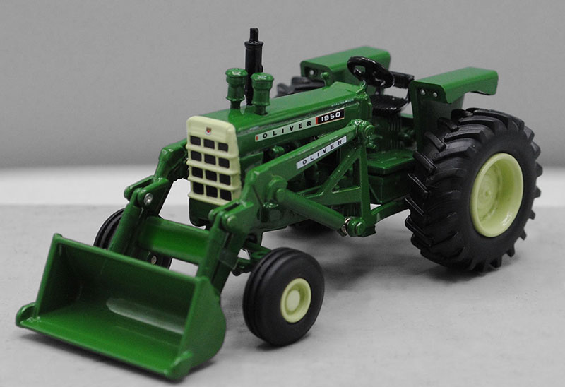 SCT-733 - Spec-cast Oliver 1950 Tractor