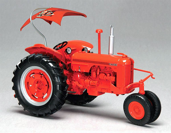 ZJD-1751 - Spec-cast Case DC 3 Gas Narrow Front Tractor