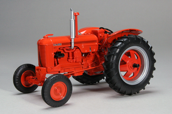 ZJD-1778 - Spec-cast CASE DC 4 Wide Front Tractor