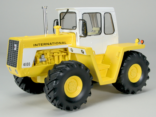 ZJD-1790 - Spec-cast International 4100 Tractor