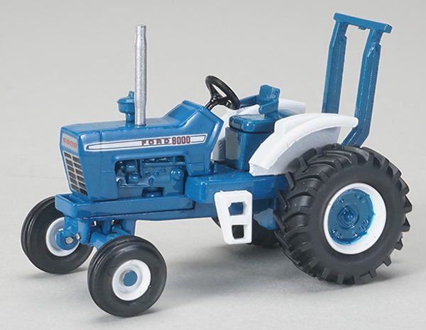 ZJD-1801 - Spec-cast Ford 8000 Wide Front Tractor