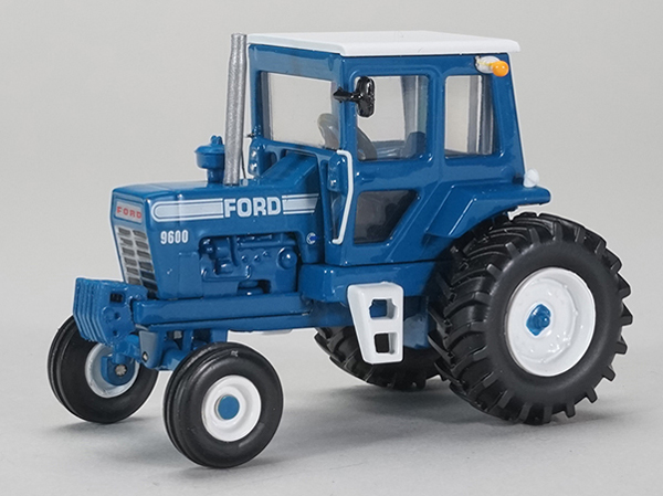 ZJD-1814 - Spec-cast Ford 9600 Wide Front Tractor