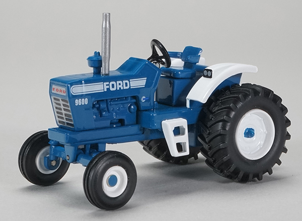 ZJD-1815 - Spec-cast Ford 9600 Wide Front Tractor