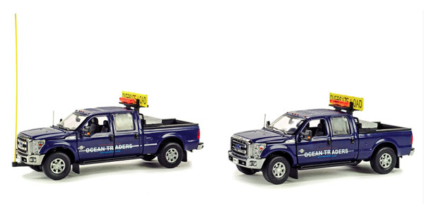 1300-OT - Sword Ocean Traders Ford F250 Escort Set 2