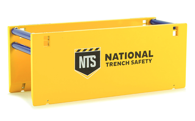 2052-NTS - Sword NTS National Trench Safety Trench Box diecast
